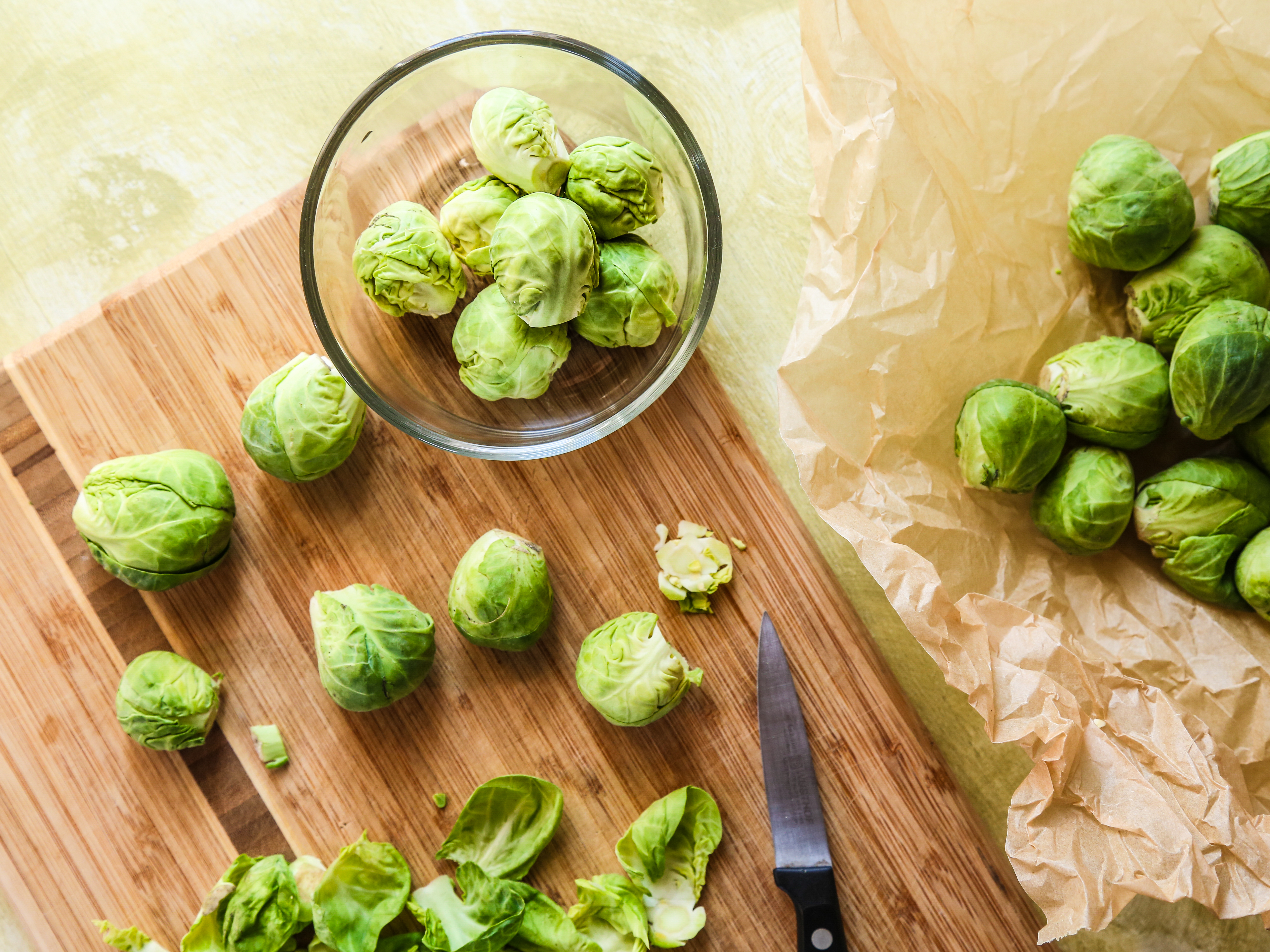 how to cook brussel sprouts boil